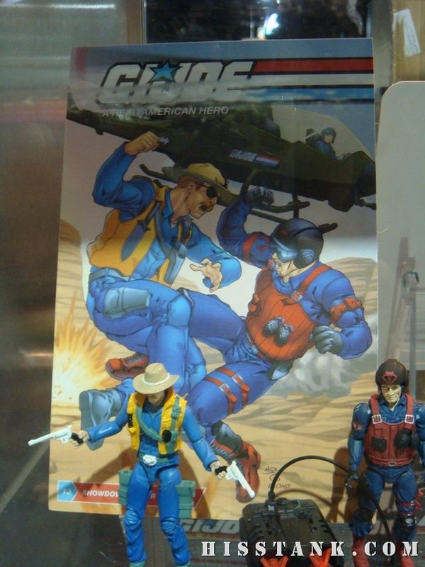 GI Joe Package art - photo